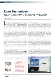 Zone Technology – Your Security Solutions Provider