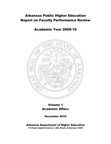Annual Supervisor Evaluation of Full Time Faculty