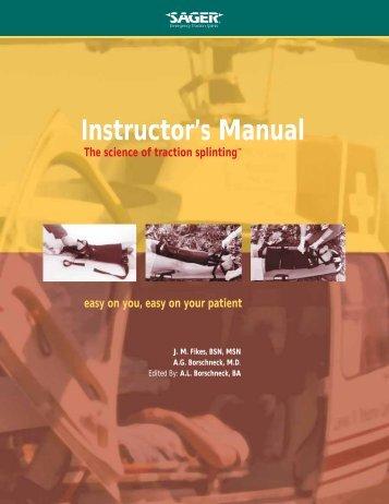 Sager Manual - the Physicians Ambulance Media Server