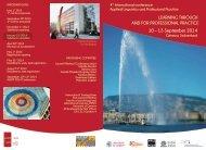 ALAPP leaflet