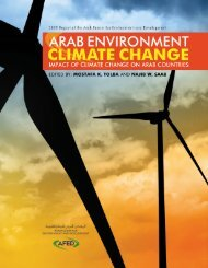 Impact of Climate Change on Arab Countries - IPCC