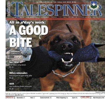 Feb. 1 - San Antonio News