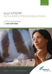 Xpert® MTB/RIF - Evidence-Based Tuberculosis Diagnosis