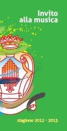Invito alla musica - Accademia Nazionale di Santa Cecilia