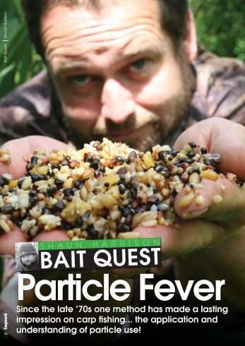 Particle Fever - Carpworld Magazine - Quest Baits