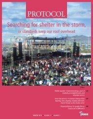 PROTOCOL - Lighting & Sound America