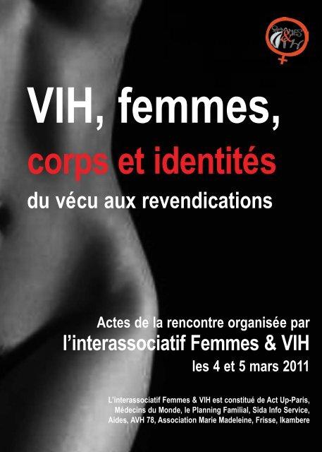 VIH, Femmes, corps et identités, du vécu aux ...