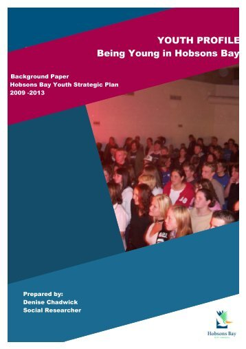 Youth Profile - Being Young in Hobsons Bay - word version