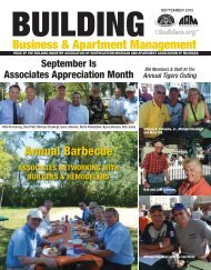 September 2012 BBAM Magazine - HBA of Southeastern Michigan