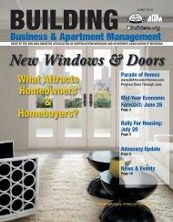 June 2012 BBAM Magazine - HBA of Southeastern Michigan