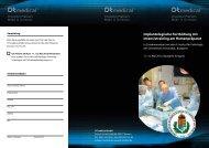 Download Kursflyer - OT medical GmbH
