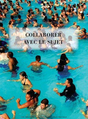 COLLABORER AVEC LE SUJET - Pearson
