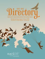 Directory 2012 - isacs