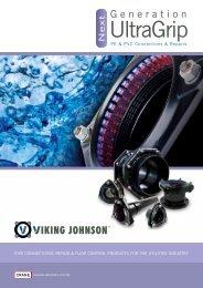 Viking Johnson UltraGrip PE Brochure