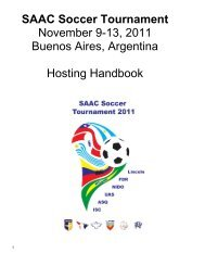 Hosting Handbook