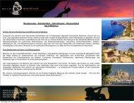 Studienreise Mallorca - Wild Scout