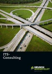 ITS- Consulting - HEUSCH BOESEFELDT GmbH