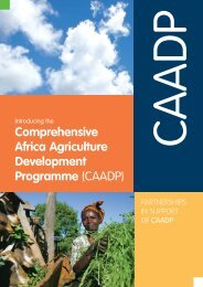 Introducing CAADP