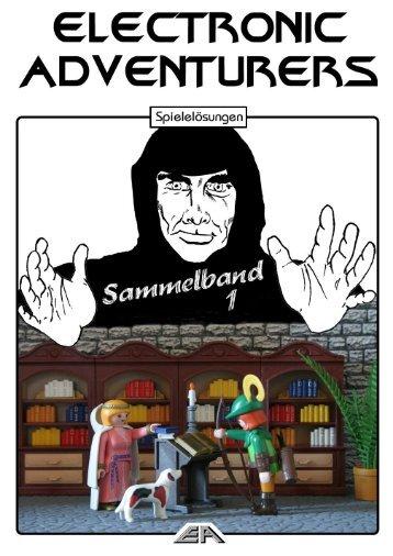 Spielelösungen: Sammelband 1 (Fantasy) - Rütschlin, Jochen