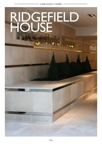 Ridgefield House Manchester - GOSS Marble