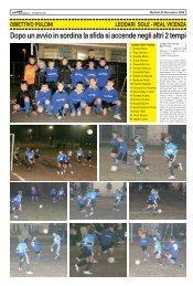 LEODARI SOLE - REAL VICENZA (pulcini 5c5) - SPORTquotidiano