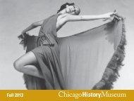 Calendar - Chicago History Museum