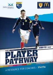 A ResouRce foR coAches - 11v11s - Scottish Football Association