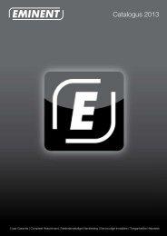 Catalogus 2013 - Eminent
