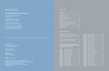 libro completo - Instituto Nacional de Cancerología