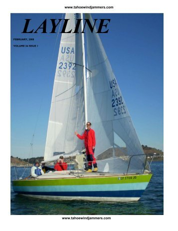 February 2008 - Tahoe Windjammers Yacht Club