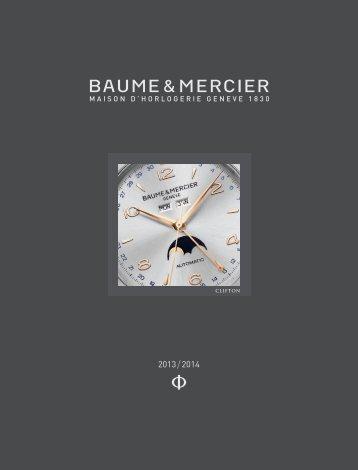 183 ans - Baume et Mercier