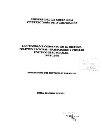 INFORME FINAL 024-A5-151.pdf - Universidad de Costa Rica