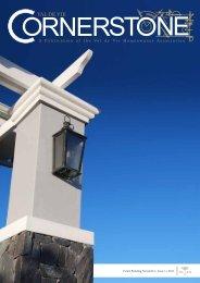 Estate Building Newsletter • Issue 1 • 2011 - Val de Vie