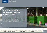 HouseHold Waste RecyclinG centRe (HWRc) Guide - Wrap
