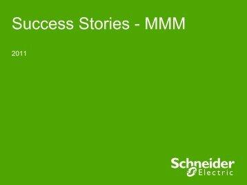 MMM Solution - Schneider Electric
