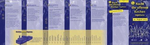 download Flyer - Evangelische Kirche Rheinhessen