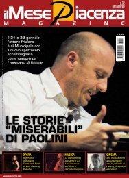 """Le stOrie """"miserabiLi"""" di paOLini - Ilmese.it"""