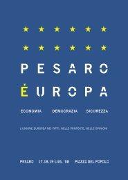 Brochure Europa.indd - il Mulino