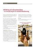 Utbildningar och aktiviteter 2010 - Riksbyggen - Page 2
