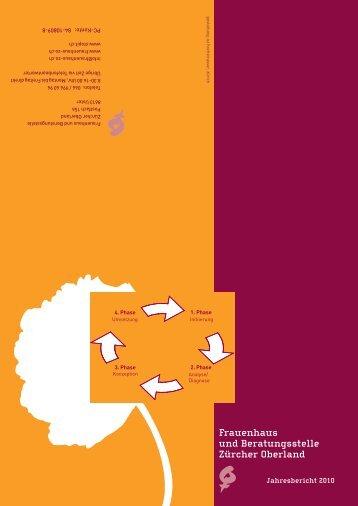 Jahresbericht 2010 als PDF herunterladen - Frauenhaus und ...
