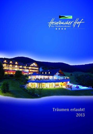 Preisliste - Heselbacher Hof