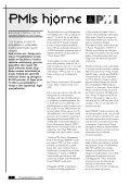 Årets prosjektleder - Norsk senter for prosjektledelse - NTNU - Page 6