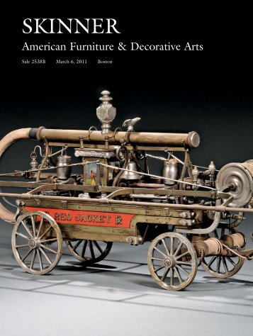 American Furniture & Decorative Arts - Skinner