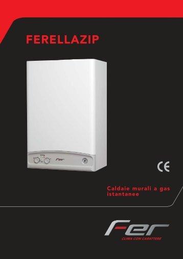 # FERELLAZIP - Certened