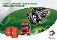 Iveco - Total Lubrifiants Fuel Economy