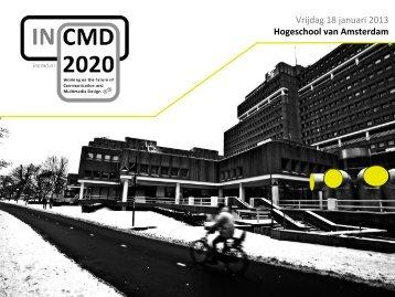 CMD2020 verslag