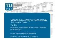 Vienna University of Technology - Wwtf.at