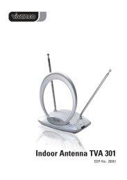 Indoor Antenna TVA 301