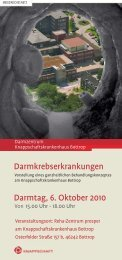 Final Flyer RP Darmtag 230910.ai - und Viszeralchirurgie ...