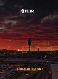threat detection - FLIR.com - FLIR Systems